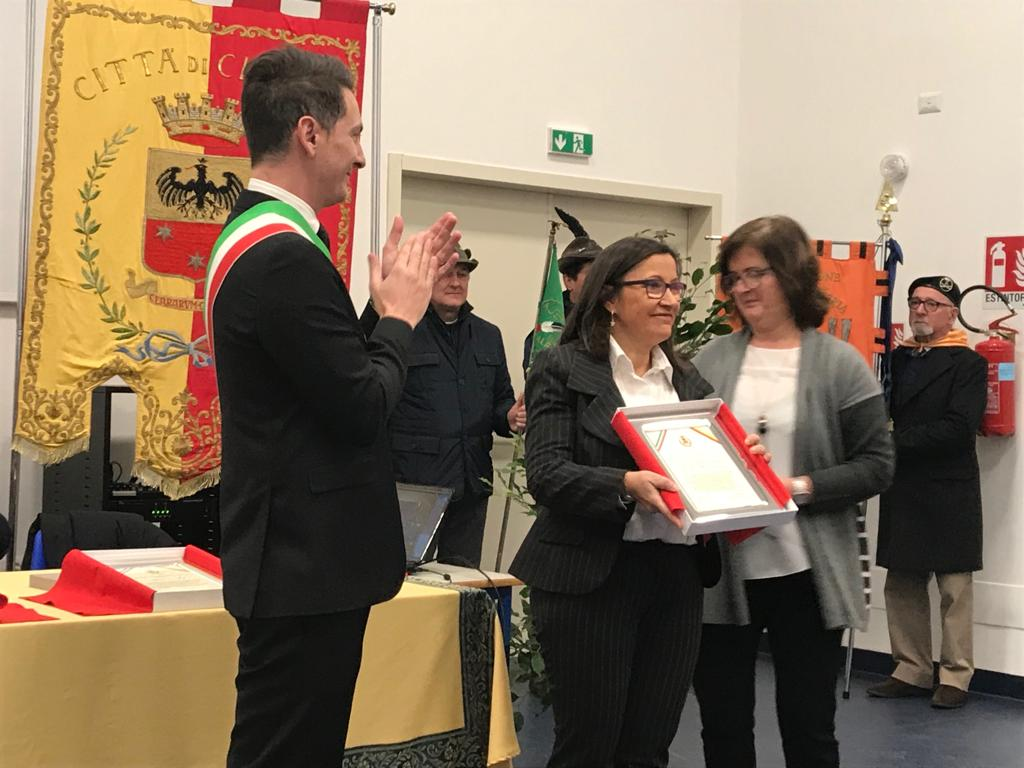 Riconoscimento Civico - Chiari - Febbraio 2019 - 01