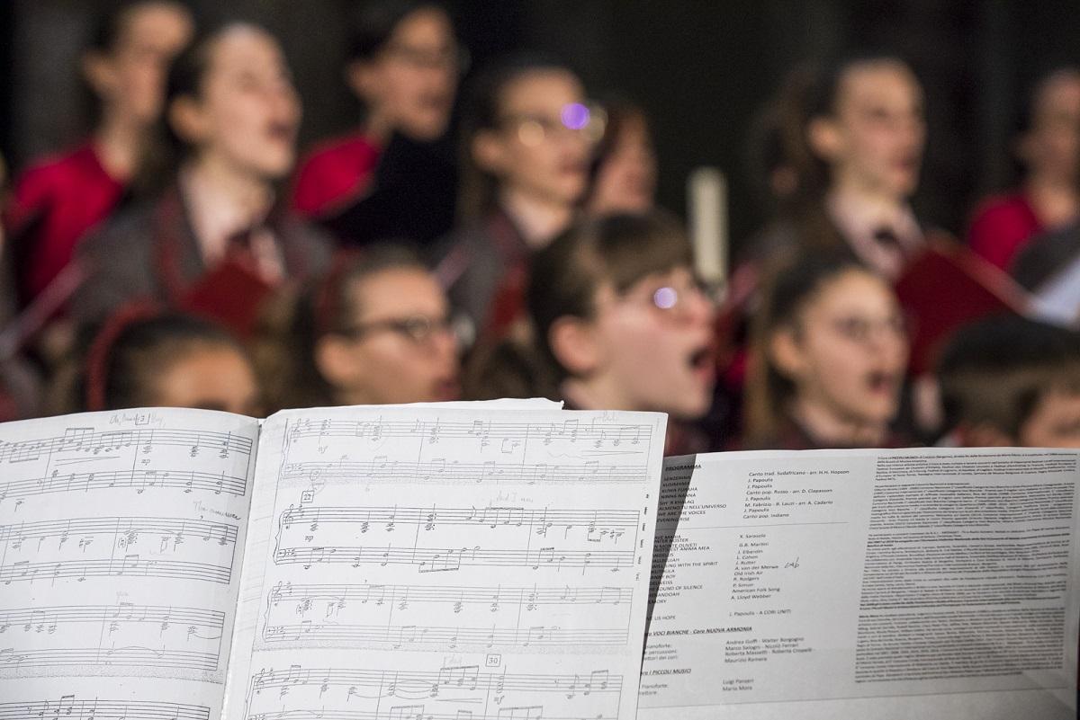 Gemellaggio Piccoli Musici - Santa Maria Chiari - 23 Marzo 2019 - 1