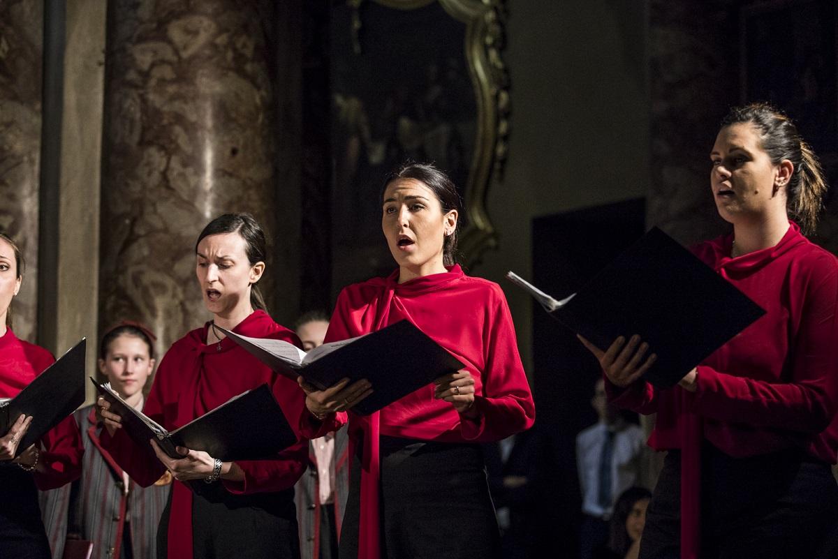 Gemellaggio Piccoli Musici - Santa Maria Chiari - 23 Marzo 2019 - 2