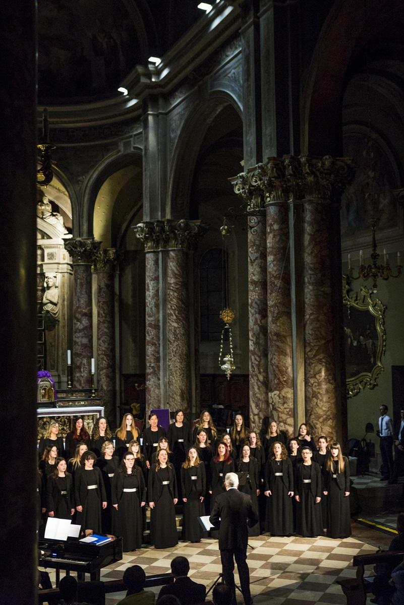 Gemellaggio Piccoli Musici - Santa Maria Chiari - 23 Marzo 2019 - 4