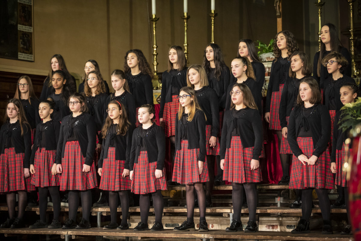 Piccola Accademia - Chiari - 21 Dicembre 2019 - Voci Bianche 02